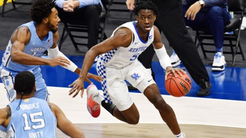 Kentucky's Terrence Clarke, 19, dies after car accident in Los Angeles while preparing for NBA Draft