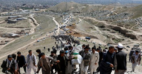 At least 11 dead in Afghan bus blast a day after dozens died in a bombing at a girls' school