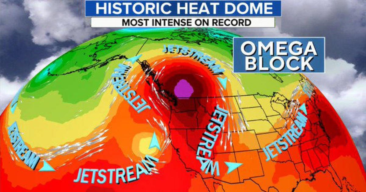 What is a heat dome? Extreme temperatures in the Pacific Northwest, explained