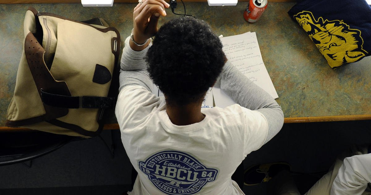 Black colleges were denied state funding for decades. Now they're fighting back.