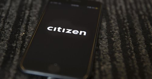 Citizen crime-tracking app, funded by Peter Thiel, scraps plans for on-demand police force