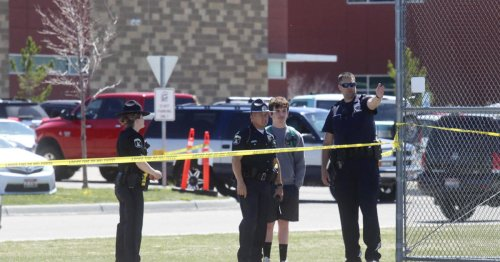 Sixth-grade girl accused of opening fire at Idaho middle school, wounding 3