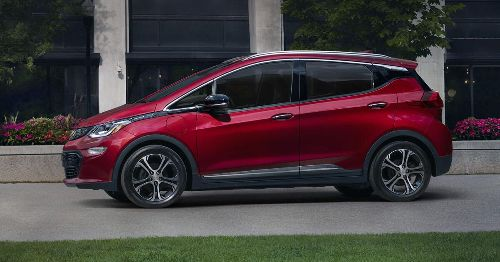 Chevy Bolt EV available for just $107 a month