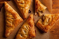 Discover puff pastry