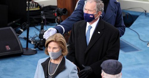 """Bush says """"I do believe there should be a path to citizenship"""" for undocumented immigrants"""