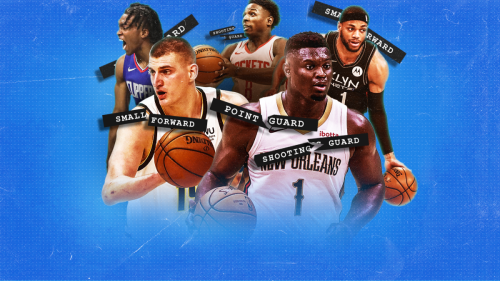 Power guard? Point center? The NBA's positional misfits are dismantling an antiquated system