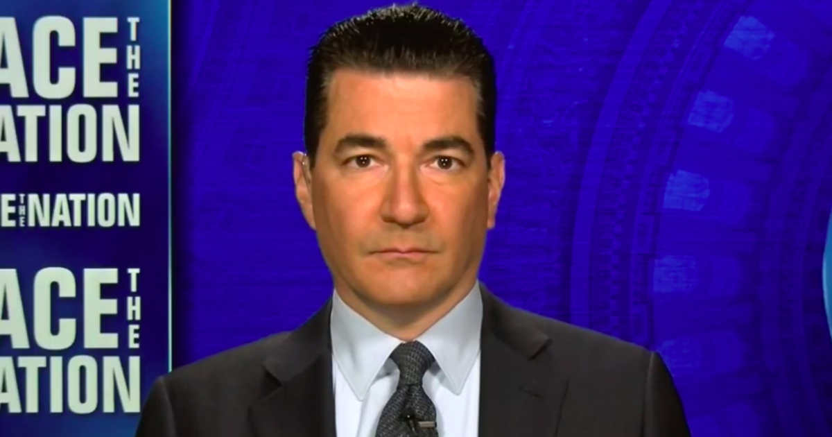 Gottlieb says vaccines still effective at preventing serious illness from Delta variant