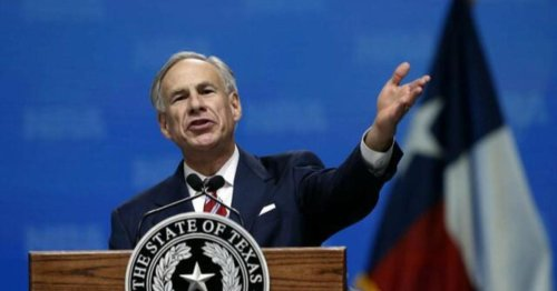 Texas Governor Greg Abbott proposes reviving the border wall with Mexico
