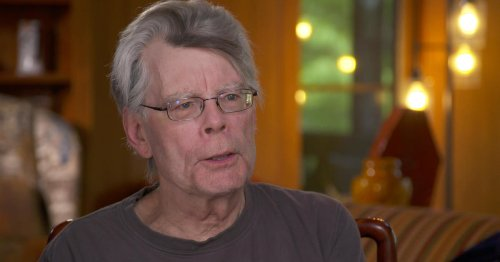 Stephen King used paperback advance from first novel to make sure his mother never had to work again