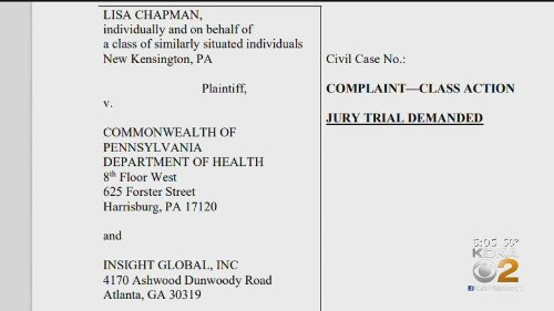 Pittsburgh-Area Attorneys Criticize Pa. Health Department And Global Insight Over Contact Tracing Data Breach