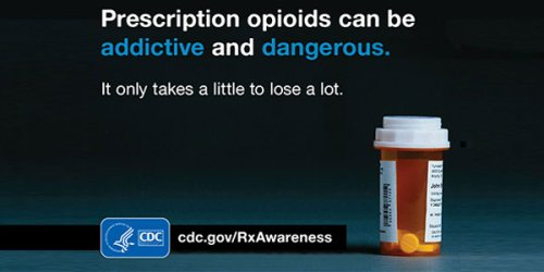 """Launch of the """"Rx Awareness"""" Campaign to Help States Fight the Prescription Opioid Epidemic"""