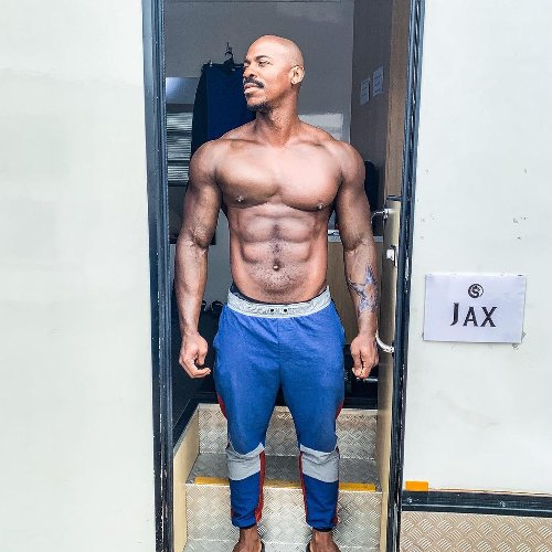 Mehcad Brooks Just Proved There's Nothing CGI About His 'Mortal Kombat' Gains
