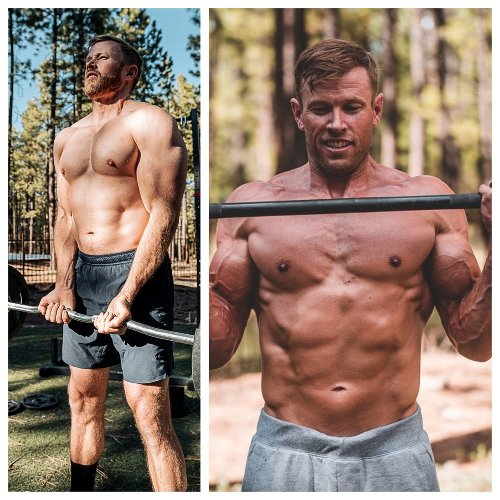 Former Olympic Marathoner Ryan Hall Now Deadlifts More Than 500 Pounds