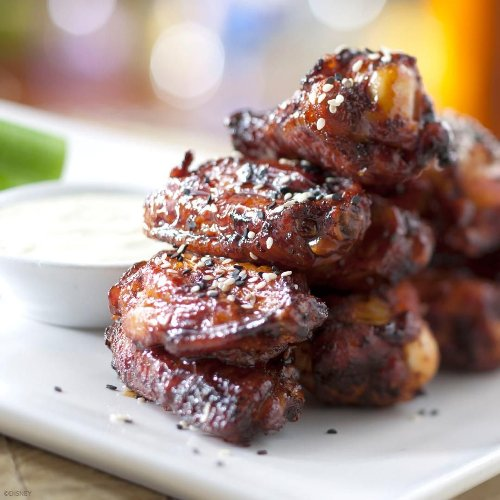Disney Releases Honey-Coriander Chicken Wings Recipe For Father's Day