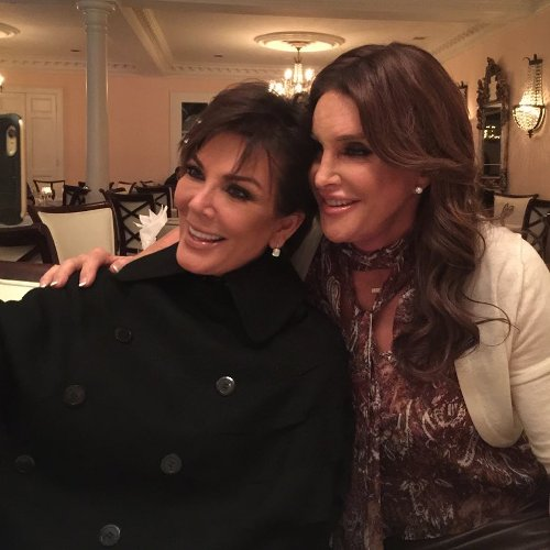Kris Jenner opened up about what her relationship with Caitlyn Jenner is like now