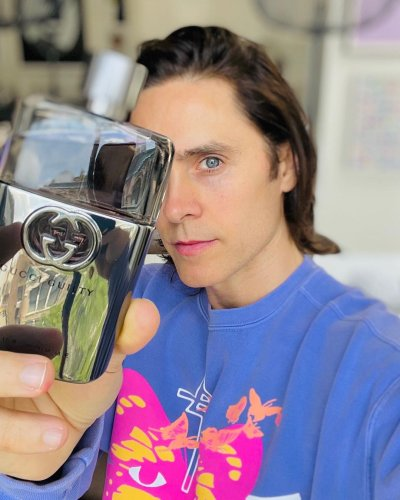 Jared Leto's Famed Beard Is Gone: See His New Selfies   iHeartRadio