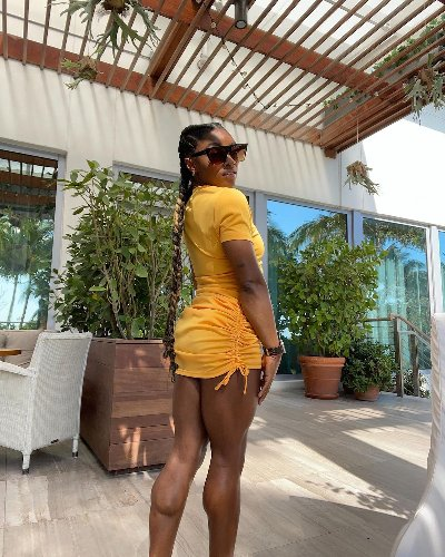 Simone Biles Just Showed Off Her Insanely Toned Legs In New Instagram Photos