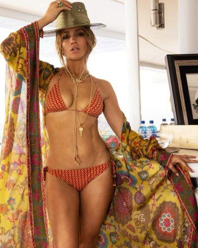 J.Lo Throws a Lavish Birthday Celebration With Ben Affleck In Saint-Tropez