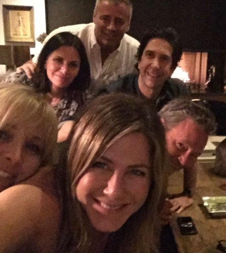Jennifer Aniston says the Friends reunion was a lot more painful than she anticipated