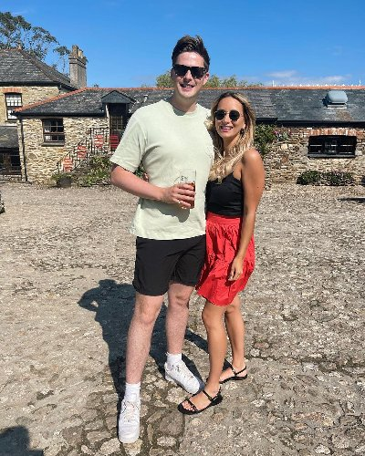 Love Island's Dr Alex confirms he's in a new relationship
