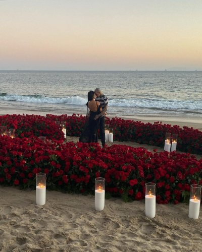 Kourtney Kardashian Was Apparently 'Thrown Off' By Travis Barker's Proposal, As More Details Emerge