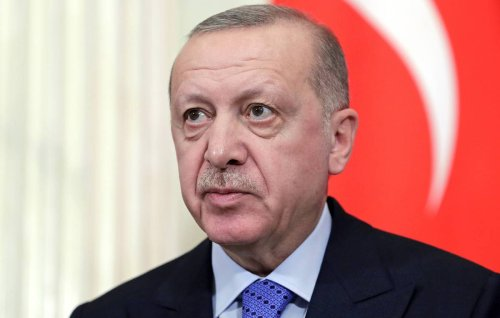 Erdogan thanks Putin, other leaders for aid in combating wildfires in Turkey
