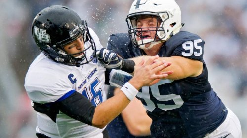Former Penn State football DE Carl Nassib becomes 1st active NFL player to announce he's gay