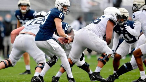Penn State football player charged after police said they found marijuana in his apartment