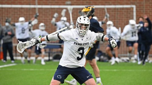 PSU roundup: Men's soccer falls in PKs in Big Ten final; O'Keefe breaks NCAA LAX goals record, and more