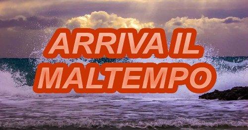 METEO PALERMO: Dalle prossime 24 ore MALTEMPO in arrivo in SICILIA e a tratti anche intenso