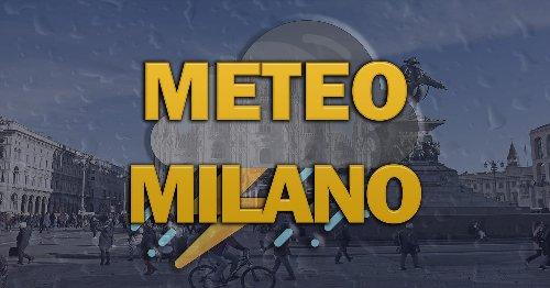 METEO MILANO - Breve finestra di STABILITA'. Da domani PIOGGE in arrivo, con un WEEKEND instabile, ecco le PREVISIONI