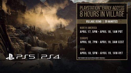 Resident Evil Village – Alle Infos zur demnächst erscheinenden zweiten Gameplay-Demo