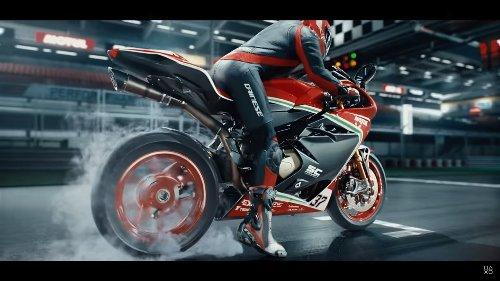 RiMS Racing – Neue Rennsimulation lässt euch zum Motorrad-Mechaniker werden
