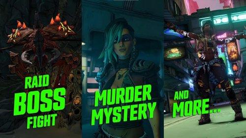 Borderlands 3 – Director's Cut bringt neue Story-Missionen, einen Raidboss und viel behind the Scenes-Material