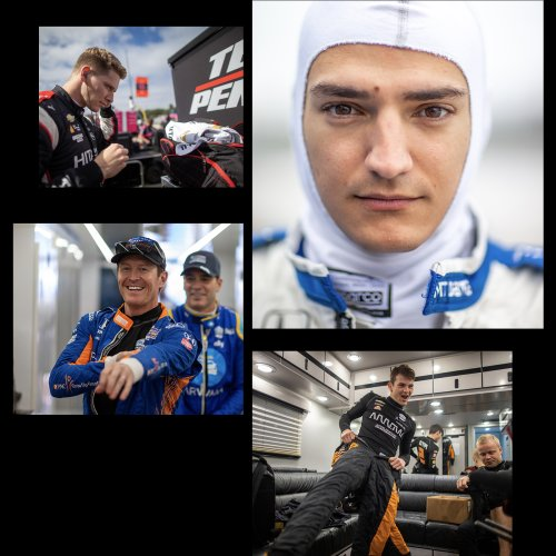 Four Contenders, Three Races, One Champion   By The Players' Tribune
