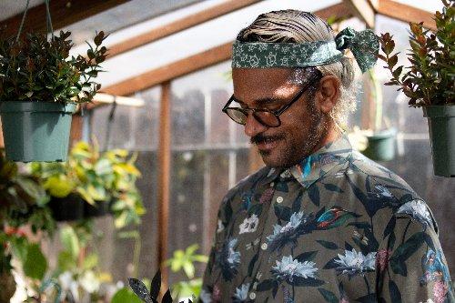 Hank Jenkins Believes in the Power of Plants