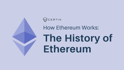 How Ethereum Works: The History of Ethereum