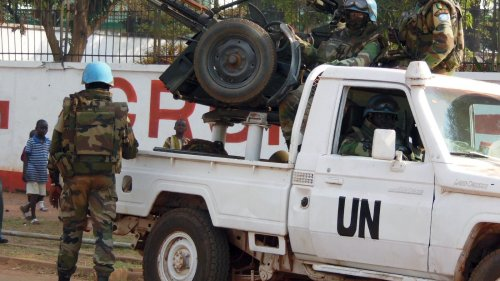 Women This Week: UN Withdraws 450 Peacekeepers from the Central African Republic