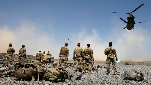 Timeline: U.S. War in Afghanistan