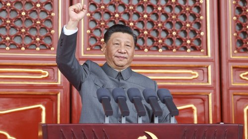 What Xi Jinping's Major Speech Means For Taiwan