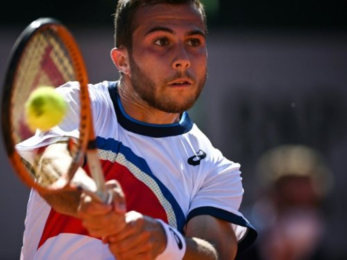 ATP: Hugo Gaston en finale au tournoi de Gstaad