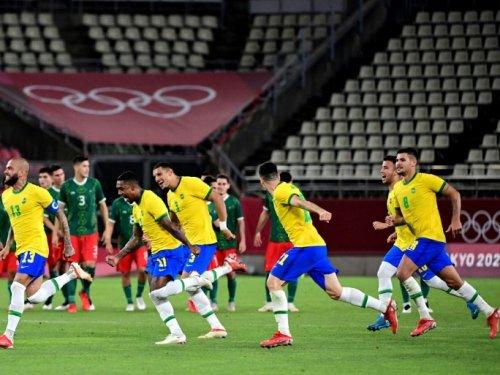 JO-2020: les Brésiliens en finale aux tirs au but aux dépens des Mexicains
