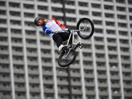 JO-2020 - BMX freestyle: Anthony Jeanjean perd son pari olympique