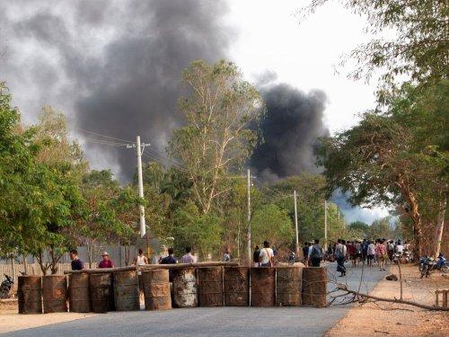 Birmanie: Plus de 80 morts dans la répression d'une manifestation