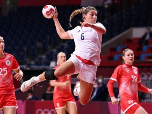 JO-2020/Handball: les Bleues dos au mur après leur deuxième défaite