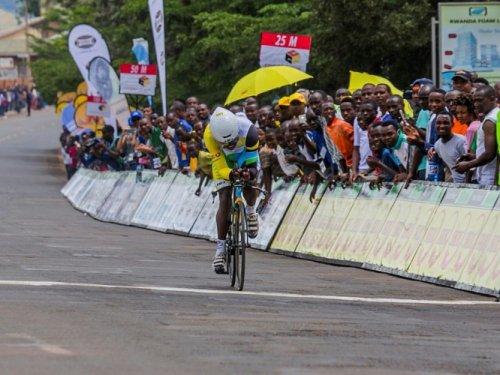 Cyclisme: l'UCI officialise la tenue des Mondiaux 2025 au Rwanda - Challenges