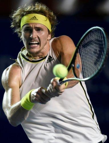 Tennis: Zverev triomphe à Acapulco et fait le plein de confiance avant Miami