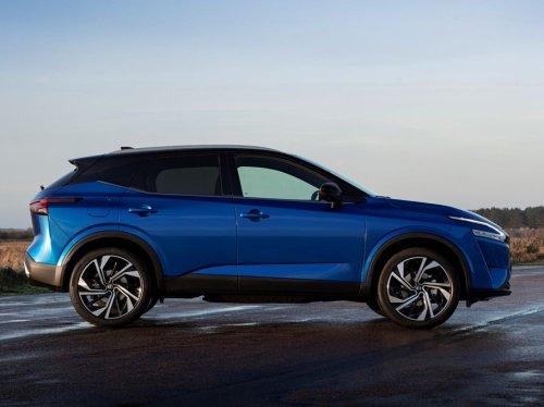 Nissan Qashqai: Prometteur pour le prochain SUV compact Renault