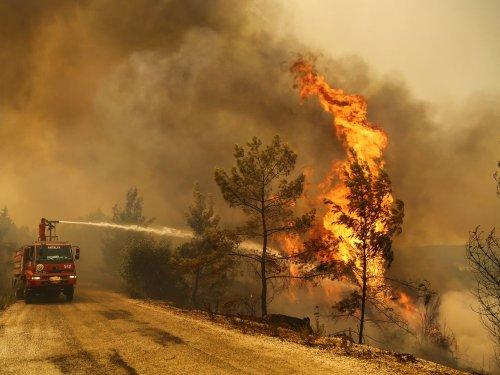 Les incendies se poursuivent en Turquie, quatre morts