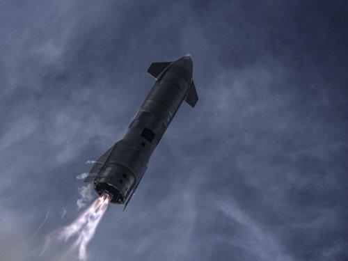 SpaceX vaut-il vraiment 100 milliards de dollars?